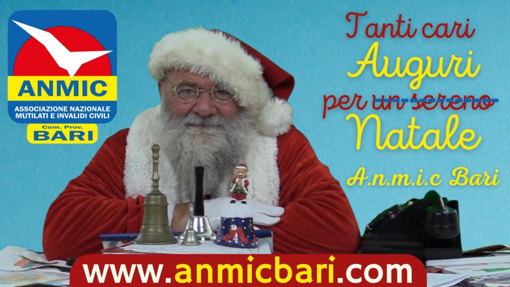 ANMIC-Bari: per Natale sostieni con una Tua donazione l'associazione a tutela delle persone con disabilità. – ANMIC BARI