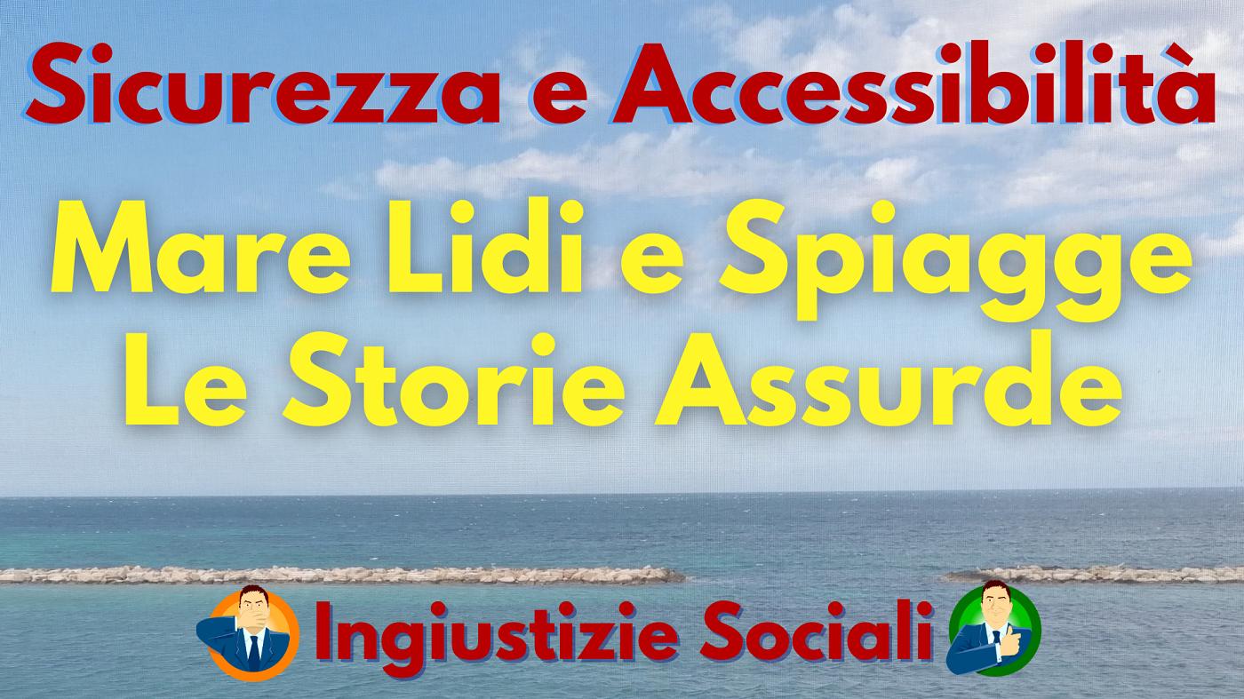 Bari, spiagge negate alle persone con disabilità e l'occasione mancata dei defibrillatori